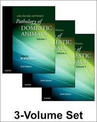 Jubb, KennedyPalmer's Pathology of Domestic Animals: 3-Volume Set