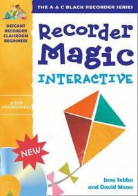 Recorder Magic Interactive (site licence)