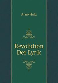 Revolution Der Lyrik