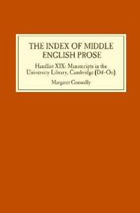 The The Index of Middle English Prose