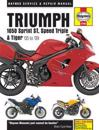 Triumph 1050 Sprint, Speed Triple & Tiger Service and Repair Manual