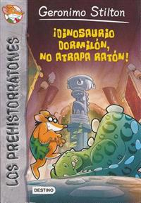 Dinosaurio Dormiln, No Atrapa Ratn!- Don't Wake the Dinosaur