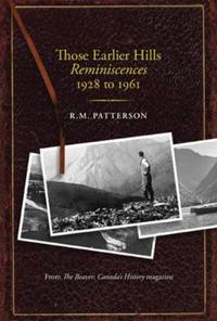 Those Earlier Hills Reminiscences 1928 to 1961