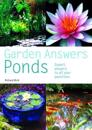 Ponds: Expert Answers to All Your Questions
