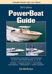 2015 Powerboat Guide