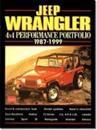 Jeep Wrangler 4x4 Performance Portfolio 1987-1999