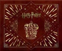 Harry Potter - Gryffindor Deluxe Stationery Set
