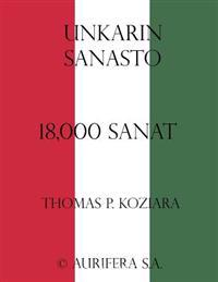 Unkarin Sanasto