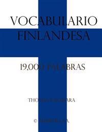 Vocabulario Finlandesa