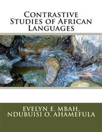 Contrastive Studies of African Languages: Examples from the Phonology of Igbo and Ljo