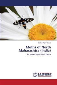 Moths of North Maharashtra (India)