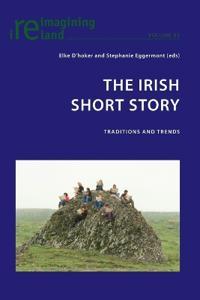 irish short story writers