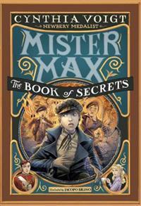 Book of Secrets - Cynthia Voigt  Iacopo Bruno - böcker (9780307976857)     Bokhandel