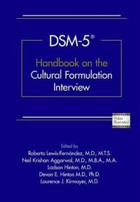 DSM-5 Handbook on the Cultural Formulation Interview