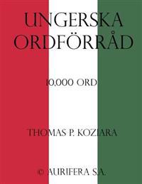 Ungerska Ordforrad