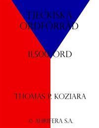 Tjeckiska Ordforrad