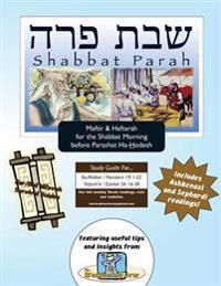 Bar/Bat Mitzvah Survival Guides: Shabbat Parah (Shabbat Am Maftir & Haftarah)