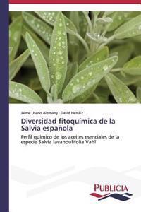 Diversidad Fitoquimica de La Salvia Espanola