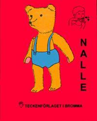 NALLE - Barnbok med tecken för hörande barn