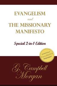 Evangelism and the Missionary Manifesto