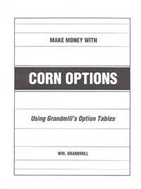 How to Make Money with Corn Options: Using Grandmills Option Tables