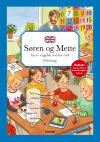Søren og Mette lærer engelsk ord for ord