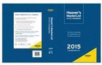 Hoover's MasterList of U.S. Companies 2015
