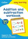 Addition and Subtraction Workbook Ages 5-7: New Edition