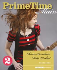 PrimeTime Main 2 Textboken