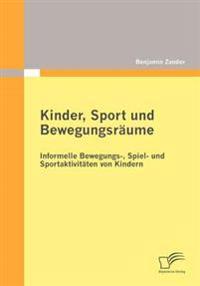 Kinder, Sport Und Bewegungsräume