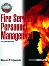 Fire Service Personnel Management