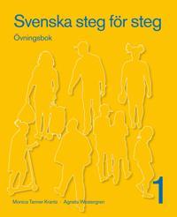 Svenska steg för steg 1 Övningsbok