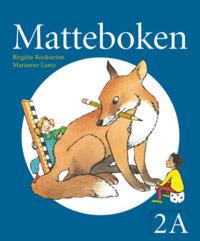 Matteboken Grundbok 2A