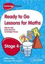 Ready to Go Lessons for Mathematics, Stage 4