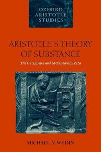 Aristotle's Theory of Substance