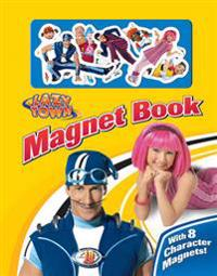"""LazyTown"" Magnet Book"