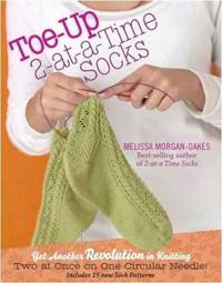 Toe-up 2-at-a-time socks - yet another revolution in knitting