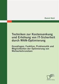 Techniken Zur Kostensenkung Und Erh Hung Von It-Sicherheit Durch WAN-Optimierung