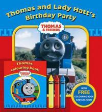 Thomas and Lady Hatt's Birthday Party -  - böcker (9781405229739)     Bokhandel