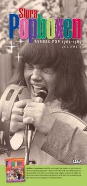 Stora popboxen : svensk pop 1964-1969. Volym 1