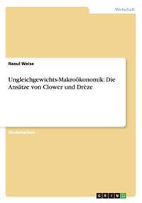 Ungleichgewichts-Makrookonomik