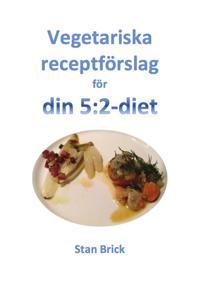 Vegetariska receptförslag för din 5:2-diet