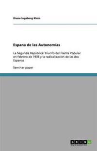 Espana de Las Autonomias