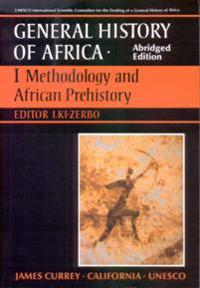 General History of Africa volume 1 [pbk abridged]
