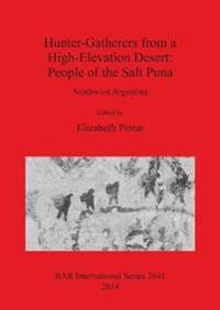 Hunter-Gatherers from a high altitude desert (Argentina)