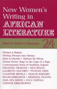 Alt 24 New Women's Writing in African Literature