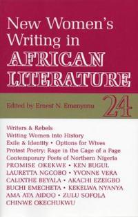 Alt 24 New Women's Writing in African Literature