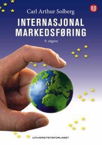 Internasjonal markedsføring - Carl Arthur Solberg | Inprintwriters.org