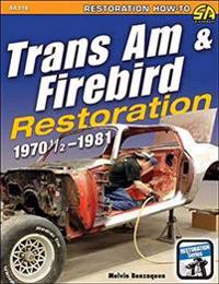 Trans Am & Firebird Restoration: 1970-1/2 to 1981