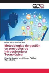 Metodologias de Gestion En Proyectos de Infraestructura Tecnologica